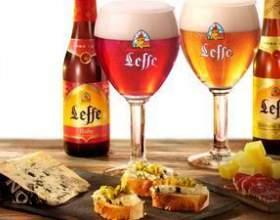 Аббатское leffe — пиво с богатым вкусом и ароматом фото