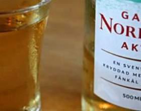 Аквавит – водка с целебными травами и нордическим характером фото