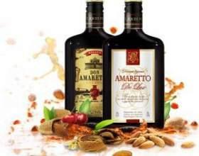 Алкогольные коктейли с амаретто фото
