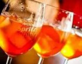 Апероль шприц (aperol spritz) – коктейльная гордость венеции фото