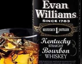 Ассортимент виски evan williams фото