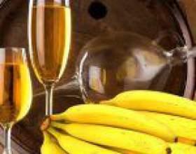 Банановое вино в домашних условиях – рецепт экзотического напитка фото