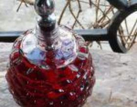 Барбарисовая наливка на водке (спирте, самогоне) фото
