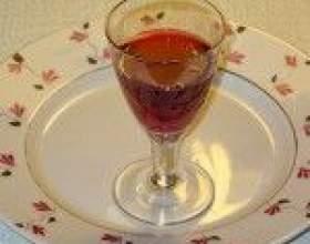 Барбарисовая настойка на водке, самогоне, спирте фото