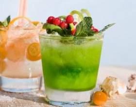 Безалкогольные коктейли джулепы фото