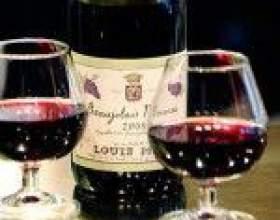 Божоле нуво – молодое французское вино и праздник фото