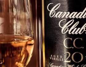 Canadian club — премиальный виски из канады фото