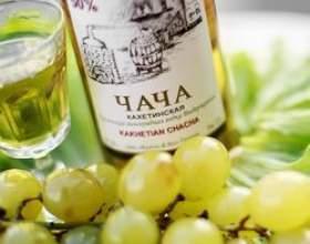 Чача из винограда рецепт в домашних условиях фото