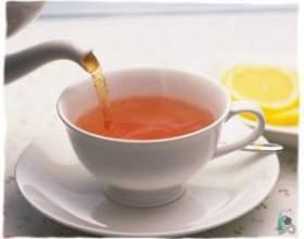 Чай поможет справиться с похмельем фото