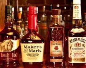 Чем бурбон отличается от виски или как выбрать лучшее? фото