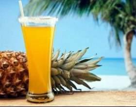 Чем хорош ананасовый сок? фото