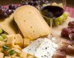 Чем закусывать вина или о нюансах выбора блюд фото