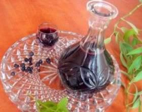 Черничная настойка на водке или спирту — простые рецепты фото