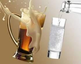 Что лучше пить, пиво или водку? фото
