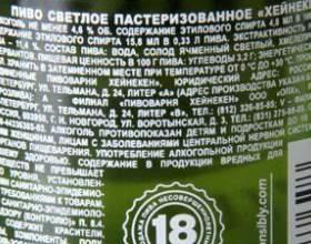 Что входит в состав пива? фото