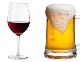 Что вреднее для организма: вино или пиво? фото
