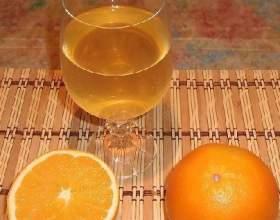 Делаем апельсиновое вино в домашних условиях фото