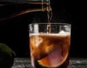 Десять лучших алкогольных и безалкогольных коктейлей с колой фото