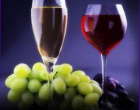 Диетические особенности виноградного сока и вина фото
