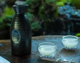 Домашнее саке фото