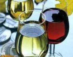 Домашнее сухое вино из винограда фото