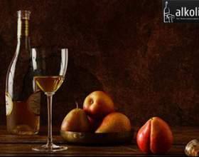 Домашнее вино из груш фото