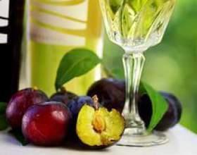 Домашнее вино из сливы. Рецепт фото