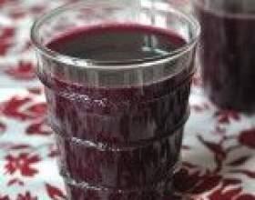 Домашнее вино из жимолости фото