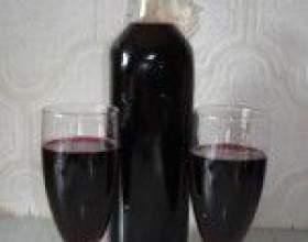 Домашние ликеры из черной и красной смородины фото