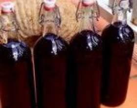 Домашние ликеры из ягод шелковицы (тутовника) – 4 удачных рецепта фото