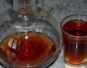 Домашний коньяк из чернослива (имитация на водке, спирте, самогоне) фото