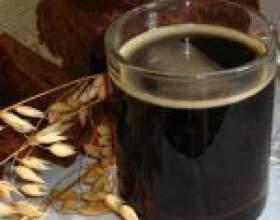 Домашний квас из солода (ржаного, ячменного, пшеничного) фото