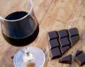 Домашний шоколадный коньяк – десертный ликер фото