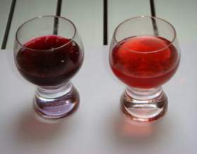 Домашняя наливка из красной и черной смородины фото