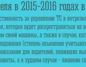 Допустимая норма алкоголя в крови водителя на 2015 и 2016 год фото