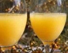 Два рецепта облепиховой наливки (на водке и естественном брожении) фото