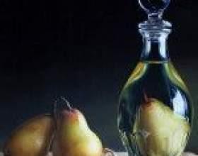Два варианта приготовления ликера из груши фото