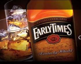 Early times виски | эрли таймс виски фото
