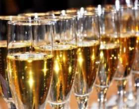 Горячее шампанское фото