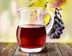 Готовим домашнее красное вино фото