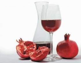 Гранатовое вино в домашних условиях фото
