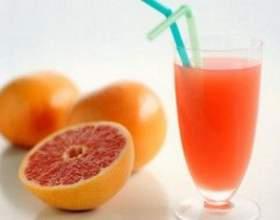 Грейпфрутовый сок – горьковатый, но полезный фото