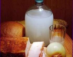 Хлебный самогон фото
