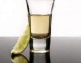 Имитация вкуса текилы в домашних условиях (настойка водки на алое) фото