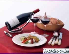 Искусство подачи вина к столу фото