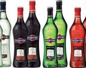Из чего делают мартини фото