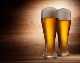 Из чего пить пиво? фото