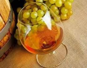 Изготовление домашнего коньяка из винограда фото