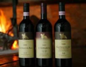 Изысканные итальянские вина фото