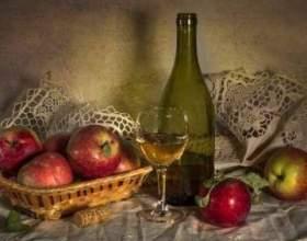 Яблочное вино своими руками — простой рецепт фото